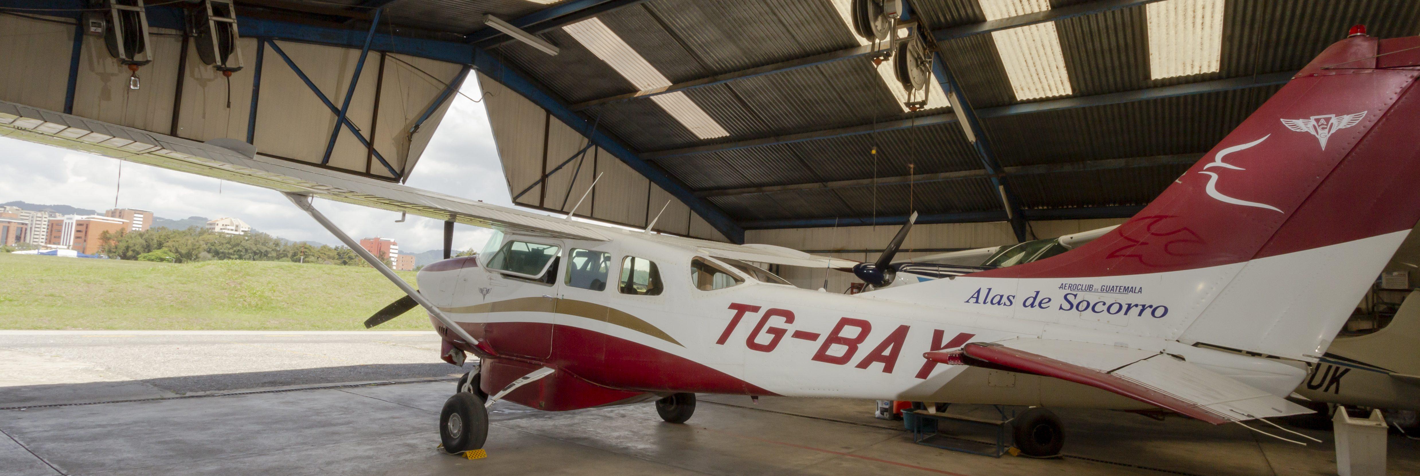 Asociación Guatemalteca Aérea Para Edificación
